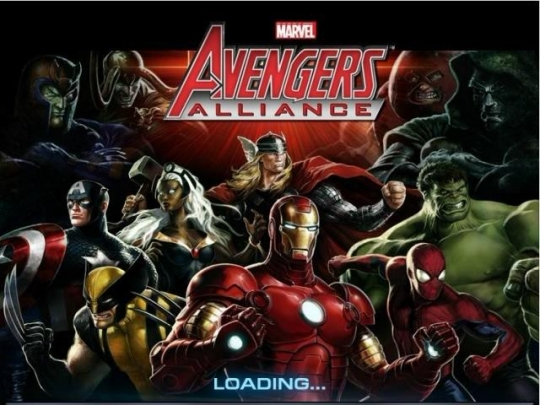 Marvel Avengers Alliance 2599