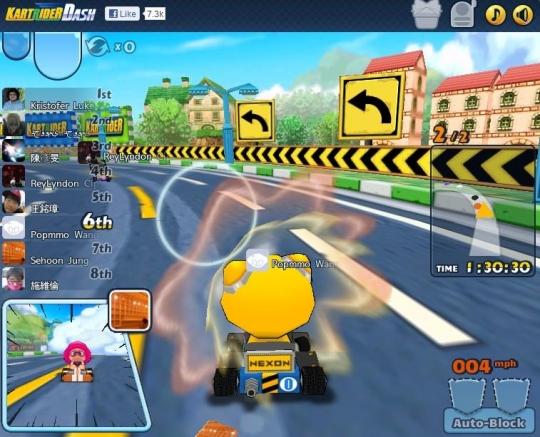 KartRider Dash 2613