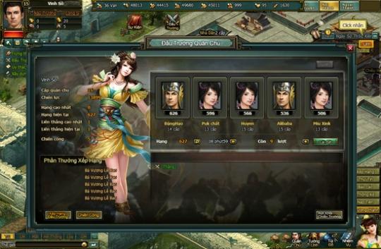 Nhiệt Huyết Online 725