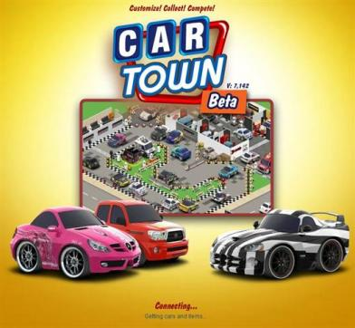 Chơi game Cartown - choigame.com